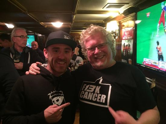 The Anchor Bar Complex: A great night in the Anchor