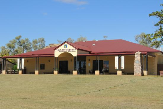 Cloncurry, Australia: The Information Centre