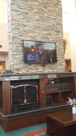 Sonesta ES Suites Oklahoma City: Lobby