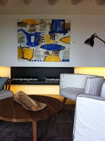 déco grand salon - Picture of Hotel Mas Lazuli, Pau - TripAdvisor