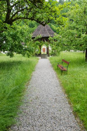 Kartause Ittingen: Innenhof Museum