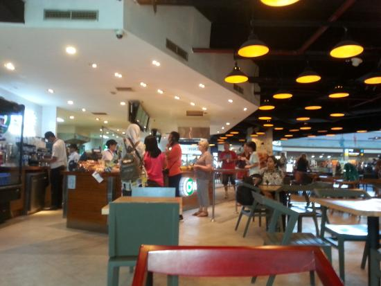 Food At Bali International Airport Review Of La Place Airside