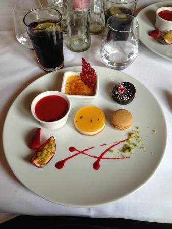 Walt's - an American Restaurant : Pastry Chef's Selection