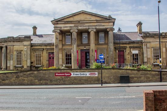 Monkwearmouth Station Museum: museum