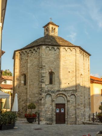 Lenno, Italy: Battisterio