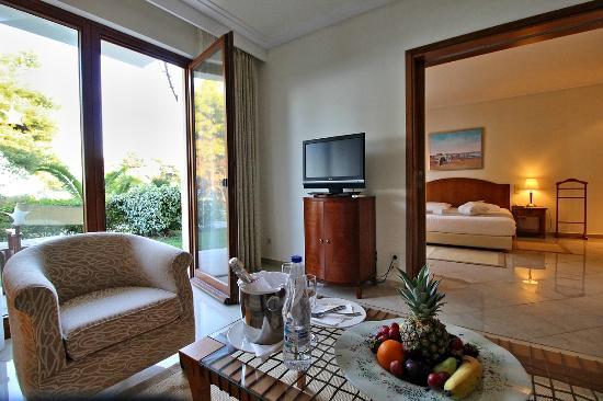 Aegean Melathron Thalasso Spa Hotel: Suite
