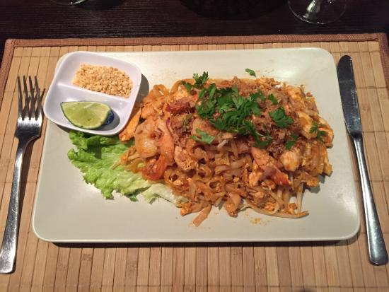 Orchidesia : Pad Thai Royal