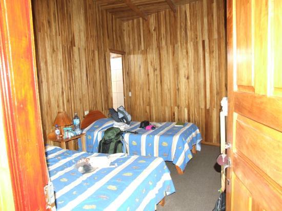 Hotel El Atardecer: Our room