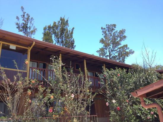 Hotel El Atardecer: The hotel
