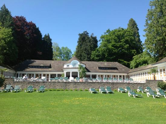 Hotel Bad Schachen Strandbad
