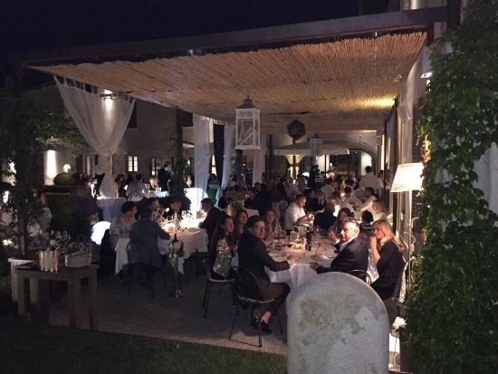 Relais Sant'Emiliano - Conference & Leisure: L'Osteria di Palazzo il Rivale ubicato nella dependance dell'Hotel con cucina e servizio indipen