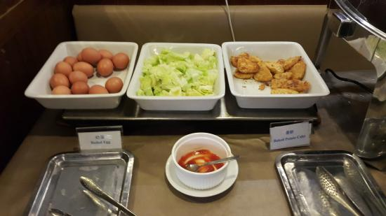The South China Hotel : Breakfast Buffet