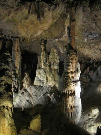 Grottes d'Osselle: Grotte d'Osselle (Doubs)