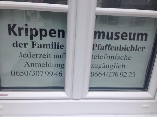 Kleines Krippenmuseum