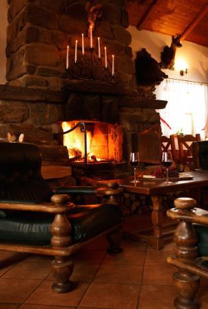 Restaurant Krizovy Vrch: Restaurace