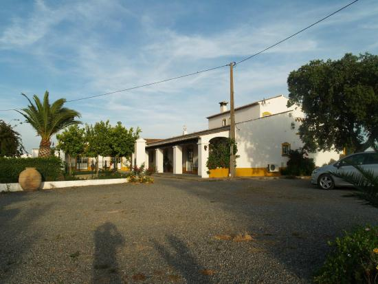 Monte da Galega: aparcamientos