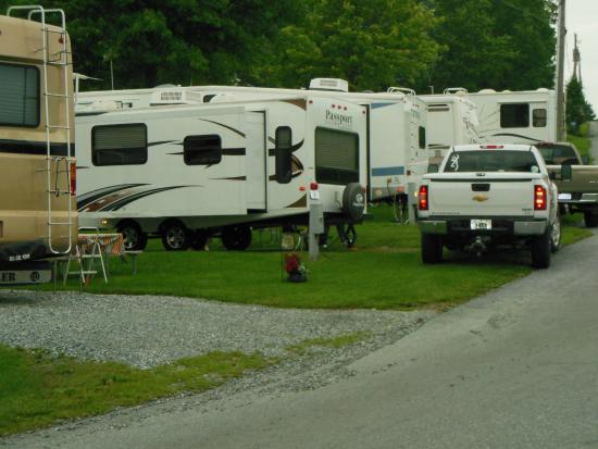 Beacon Hill Campground: lower campgrounds