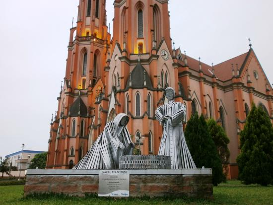 Catedral de ven ncio aires foto de igreja matriz s o for A mobilia venancio aires