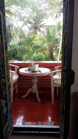 Ketekung Bungalow: terrace