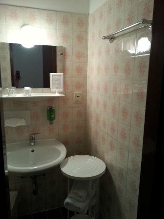 Pension Lerner: Salle de bain