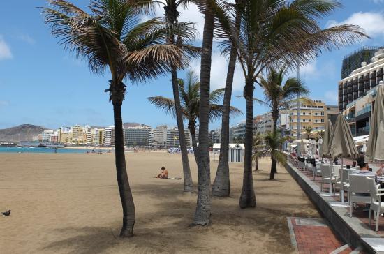 Hotel Apartamento Bajamar: Las Canteras