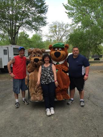 Yogi Bear's Jellystone Park Camp-Resort Gardiner Photo