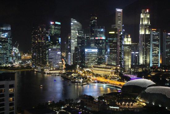بان باسيفيك سنغافورة: View