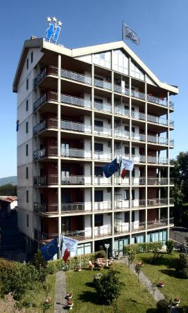 Hotel Residenza delle Alpi : Facciata Hotel