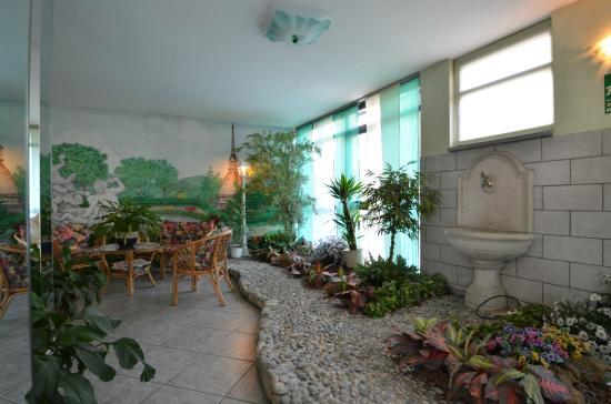 Hotel Residenza delle Alpi : Hall