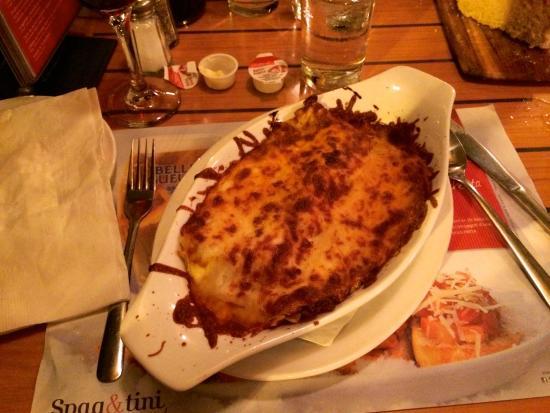 Spag & Tini : Lasagne