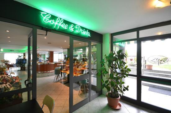 Hotel Residenza delle Alpi : Snack Bar