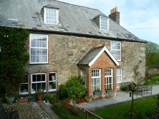 Trefusis Barton Bed and Breakfast: The Farmhouse
