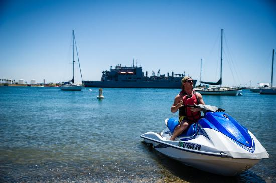 Prowest Performance: Many sites to see while exploring San Diego Bay