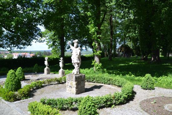 Scharding, Austria: Schlosspark