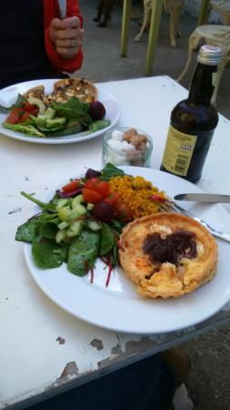 Radley's: Gluten free lunch