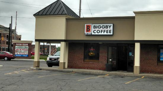 Biggby Coffee Fenton