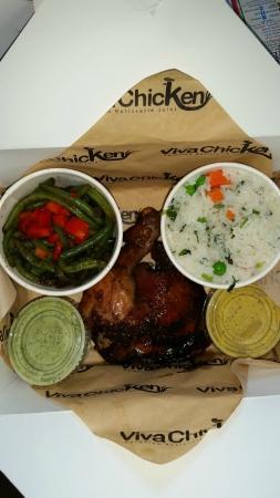 Viva chicken charlotte 12206 copper way restaurant reviews viva chicken forumfinder Image collections