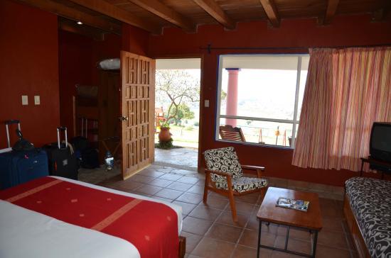 Hotel Molino de la Alborada: inside room