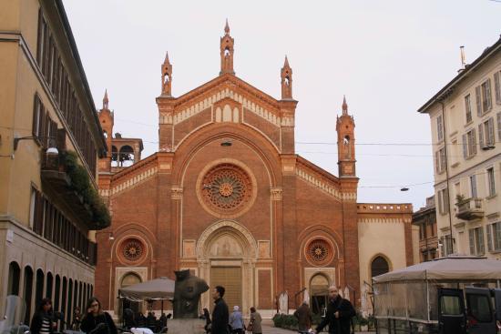 Chiesa di Santa Maria del Carmine: Dettagli