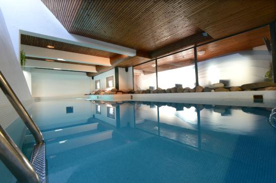 Hotel Los Andes by Bien Vivre Hotels: Piscina coperta 14mt lunghezza