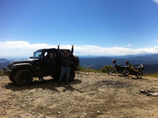 Jeep Rental Picture Of Backbone Adventures Estes Park