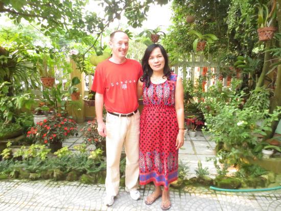 Moc Vien Homestay: My lovely friend