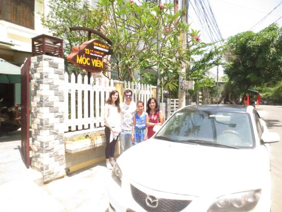Moc Vien Homestay: Goodbye and see you soon