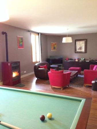 Domaine De Bellevue Cottage: Salon commun