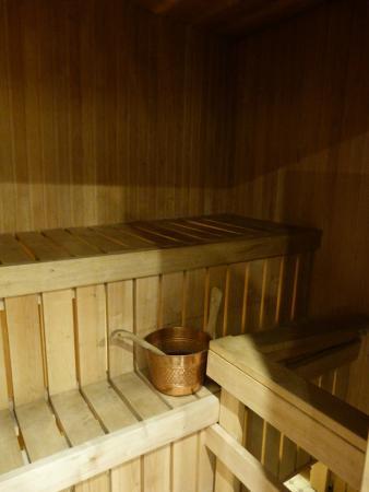 Sauna Dans La Salle De Bain Picture Of Merchant S House Hotel