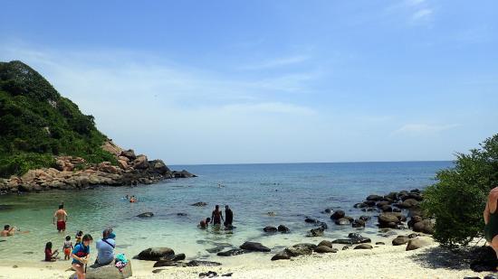 Nilaveli Beach Resort Pigeon Island