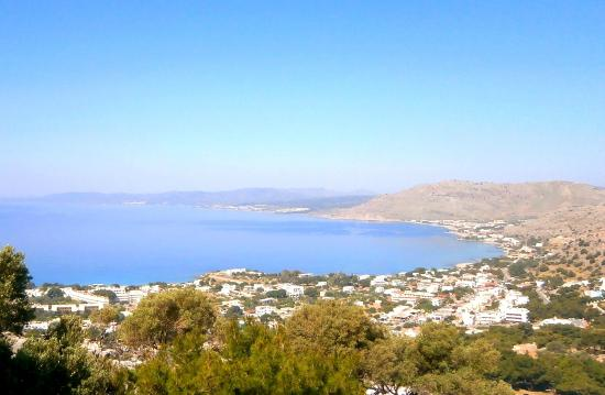 view of Pefkos