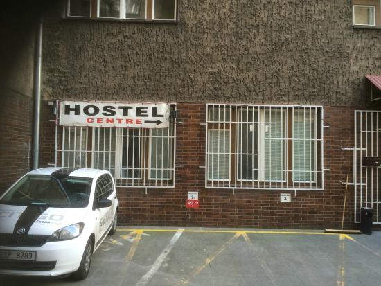 Hostel Centre Prague : Frontansicht