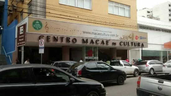 Centro Macae de Cultura - Theater