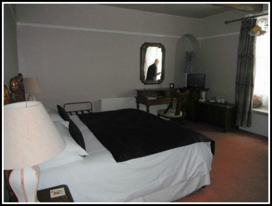 Napier's rooms